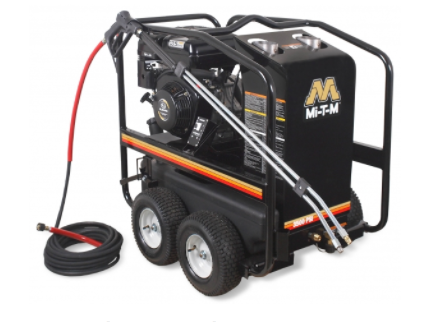 When it comes to buying a pressure washer, MITM doesn't want you to be uncertain. We want you to have all the facts to make sure you're getting exactly the right product for the right job.
