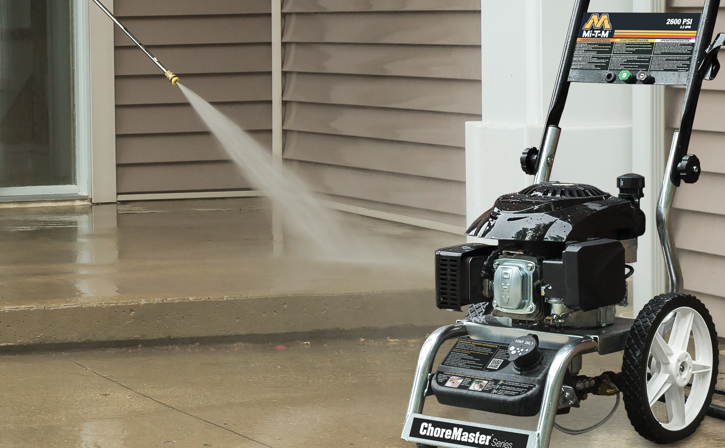 Pressure Washing The Ultimate Pressure Washer Guide