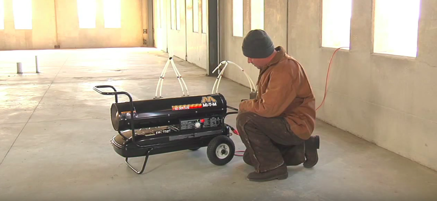 Should you get a kerosene or propane portable heater?