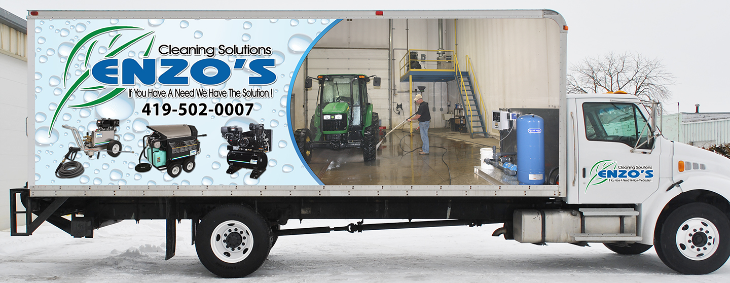 commercial truck wash systems sandusky ohio