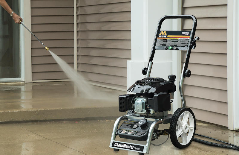 Pressure Washer Accessory Guide