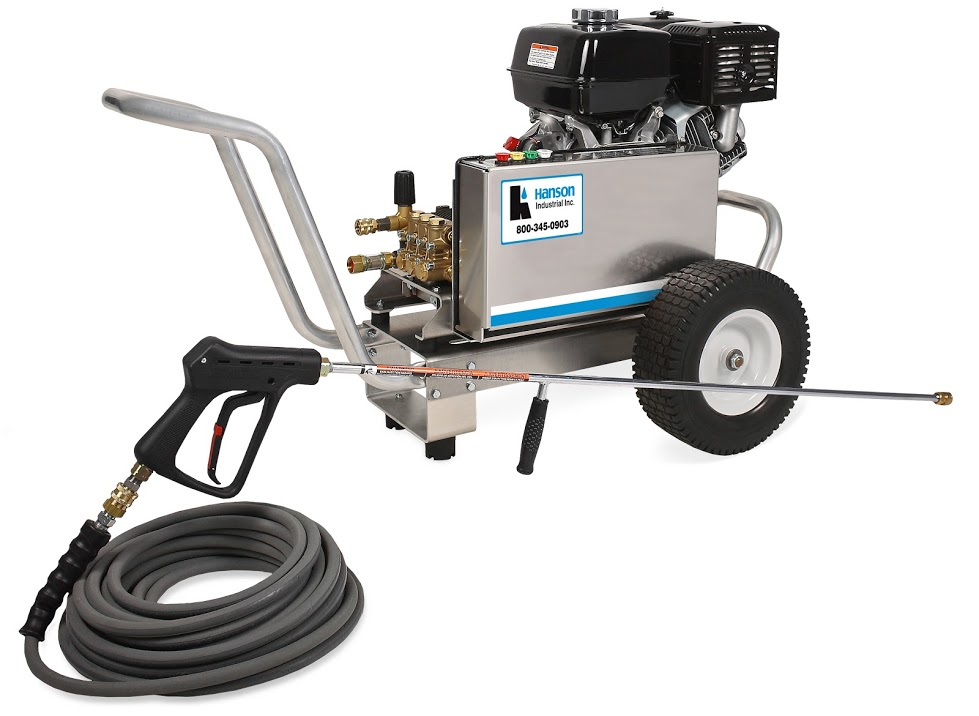 Cold Pressure Washer Moline