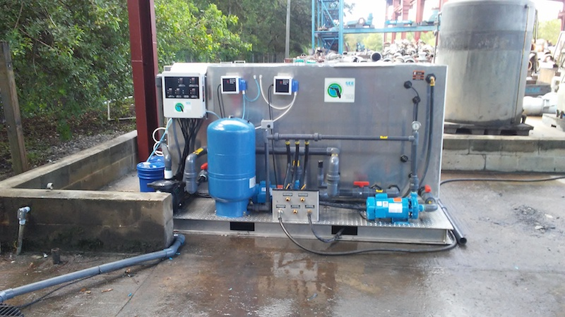 florida water recycle systems