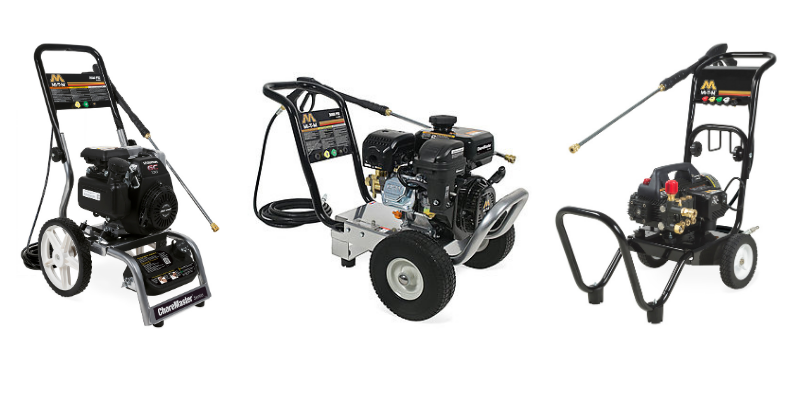 best pressure washer for house