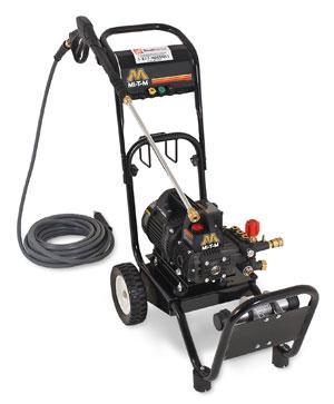Mi T M Pressure Washers Light Duty 1400 Electric Motor