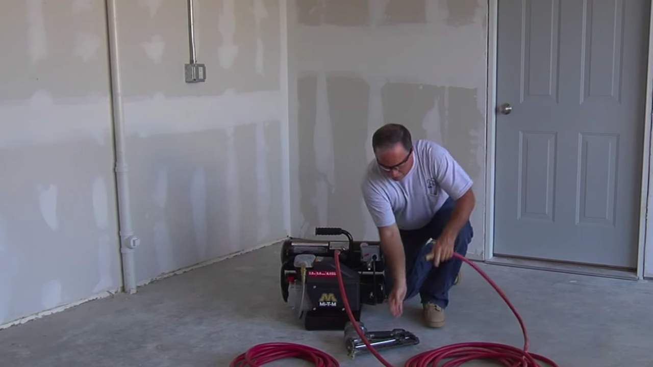How To Use An Air Compressor >> How To Use An Electric Air Compressor Mi T M