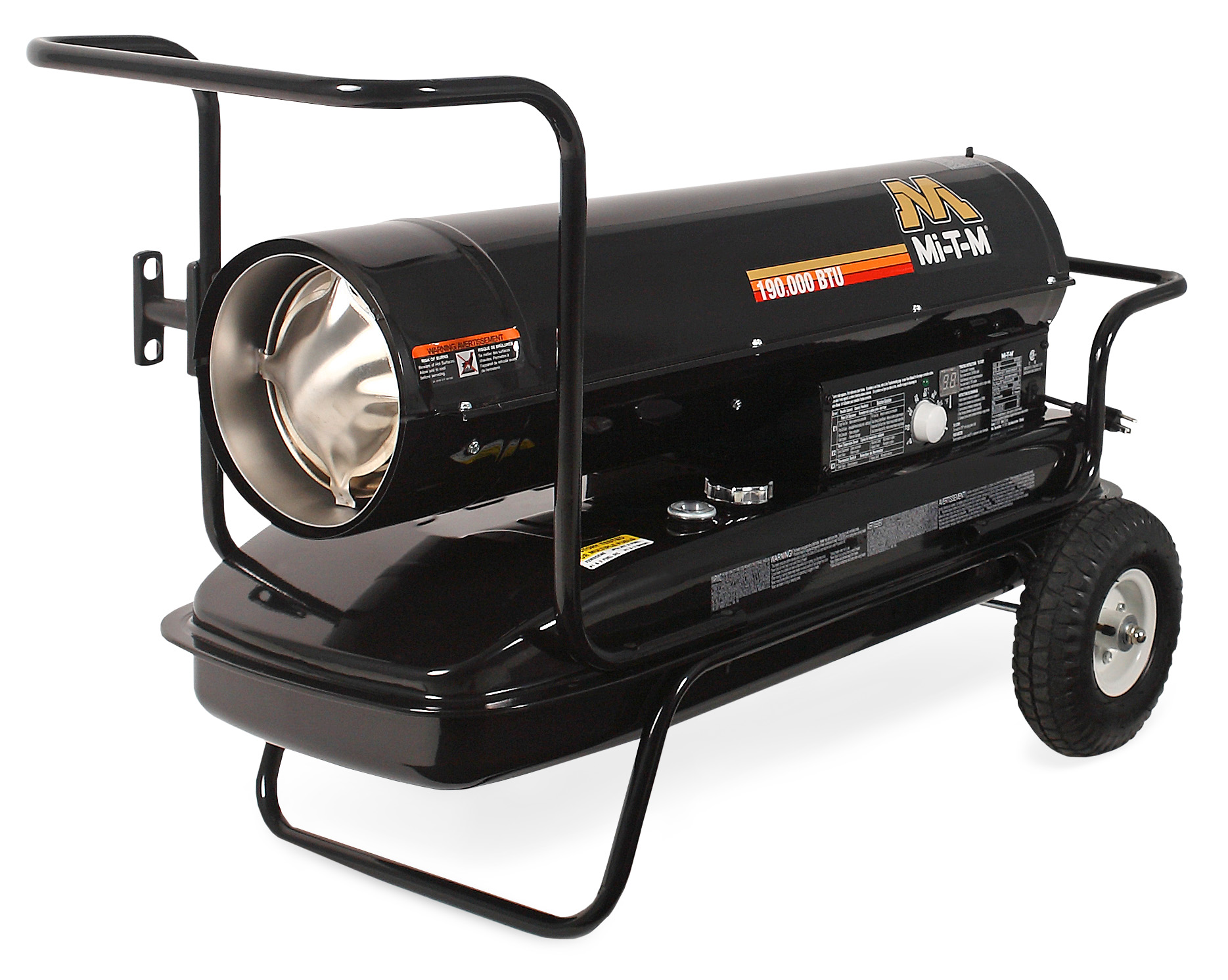 industrial portable heater