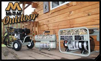 Mossy Oak Power Pressure Washer