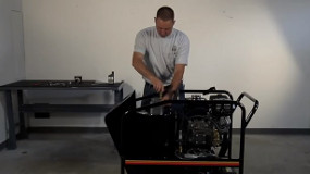Troubleshooting a Hot Water Pressure Washer Part 1.