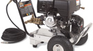 Pressure Washer for Patios, Driveways and Pools