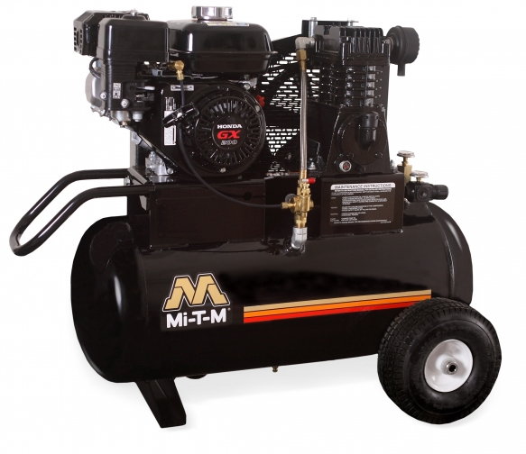 outdoor air compressor