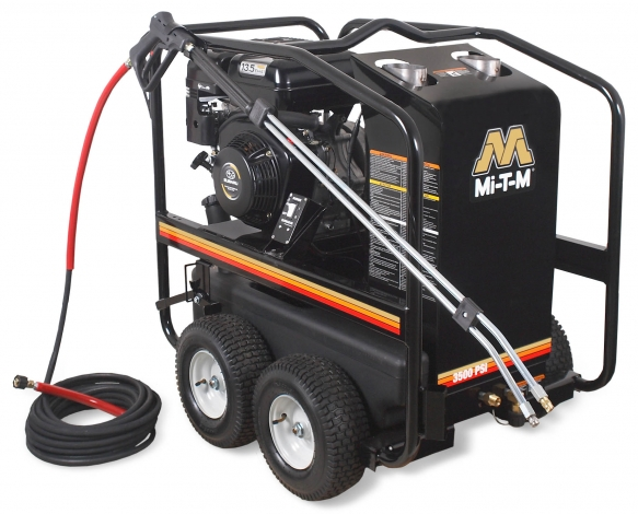 pressure washers for industrial use