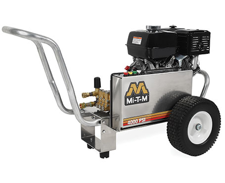 Contractor Duty 4000 psi Pressure Washers