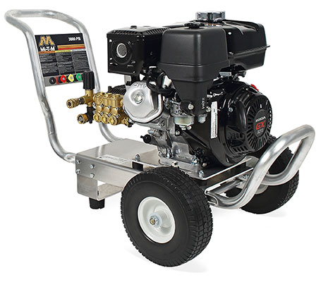Contractor Duty 2700 psi Pressure Washer